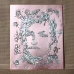 [Vendu – Sold] « Esprit révolté » (Arthur Rimbaud), env. 31 x 25 cm, 2014.